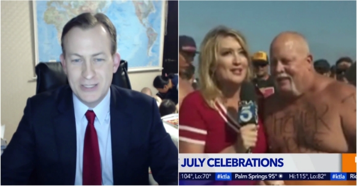 This compilation features the funniest news bloopers of 2017 — and you need to see it