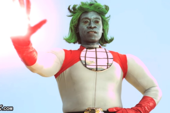 "Don Cheadle's ""Captain Planet"" sketch is still one of the funniest things ever made"
