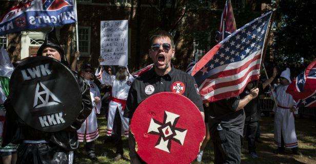 Pathetic white nationalists go from winning to weeping as America shuns them