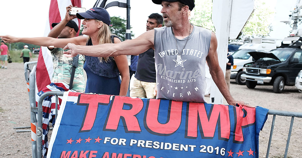 "Trump supporters are planning ""The Mother of All Rallies"" in D.C. — there's just one problem"