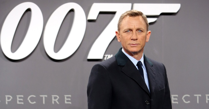 James Bond fans rejoice! Daniel Craig is headed back to the big screen as 007