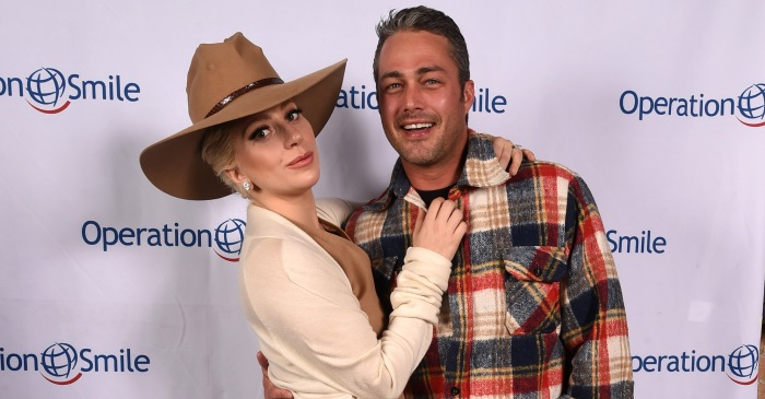 Fans can't get enough of Lady Gaga and ex Taylor Kinney's latest run-in