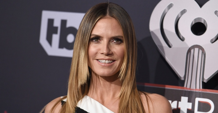 Newly single Heidi Klum looks to Ellen DeGeneres to help find her next date