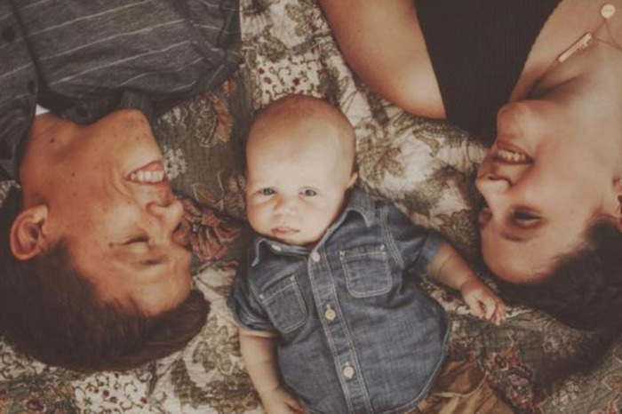 "Tori Roloff admits she ""bawled"" going through the first family photos with her son Jackson Kyle"