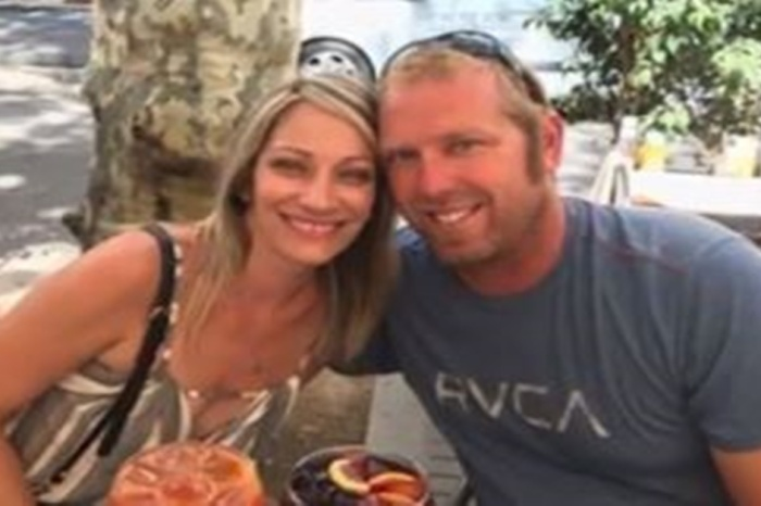A California couple was separated in the chaos of Barcelona's terror attack, and now, the man's family is desperate to find him