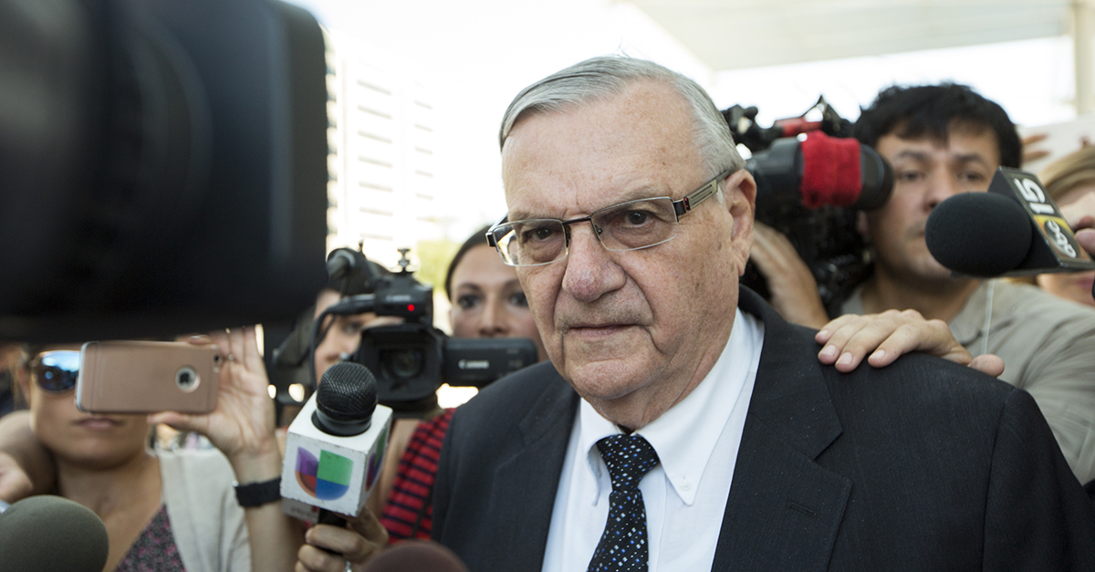 Donald Trump was wrong to pardon Sheriff Joe, one of the most corrupt lawmen in America
