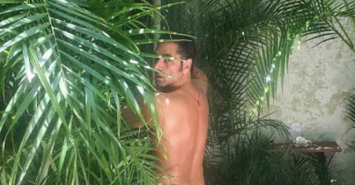 John Stamos celebrates turning 54 with a cheeky photo in his birthday suit