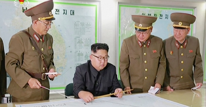 UN claims North Korea tried to send shipments to Syria's chemical weapons agency