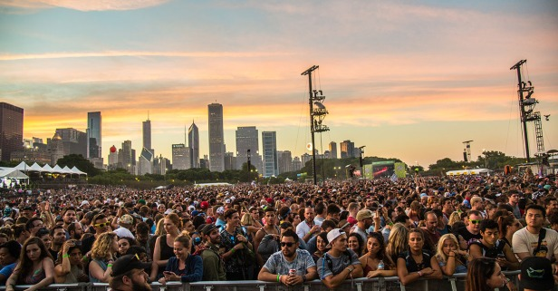 People were dropping like flies at this years Lolla, with more than 200 people taking trips to the hospital