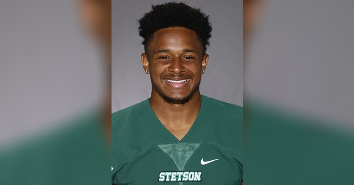 A college football player collapsed after practice and passed away