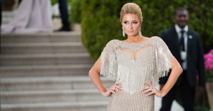 Paris Hilton defends President Trump against the dozens of sexual assault accusations he faces