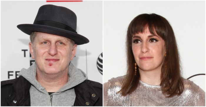 "Comedian Michael Rapaport puts Lena Dunham on blast: ""she's a f***ing nut case"""