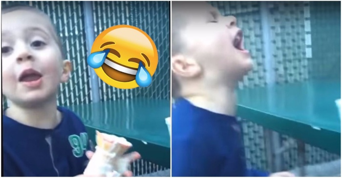 These kids are having meltdowns over ice cream, and we can't help but laugh