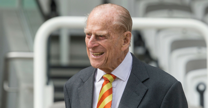 For his decades of service, Prince Philip is being honored with a special retirement gift