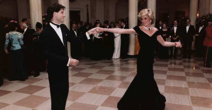 Take a Waltz Down Memory Lane by Watching Princess Diana and John Travolta Hit the Dance Floor