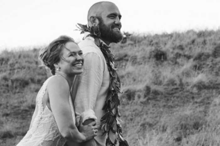 Ronda Rousey is officially a married woman after tying the knot with Travis Browne