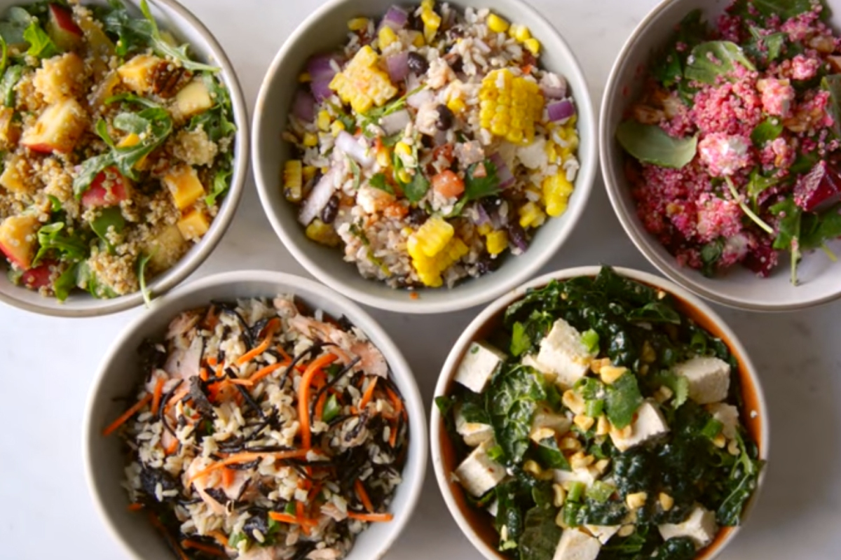 These 5 make-ahead salads make sticking to your diet easier than ever