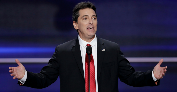 Scott Baio explains why he's on verge of giving up acting and Hollywood all together