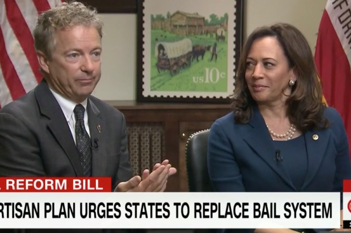 Fiscal conservatives should support Rand Paul and Kamala Harris' bail reform bill