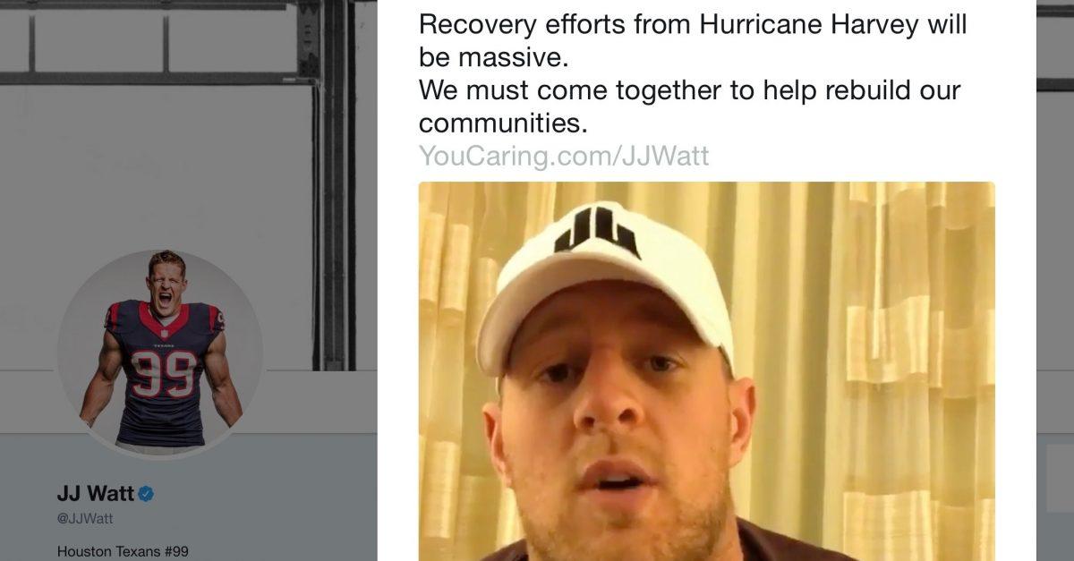 J.J. Watt's $33-million fundraiser for Harvey victims is closing. Now what?