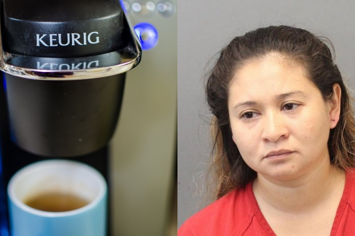 Woman who poisoned office coffee machine will have to brew her next revenge in prison