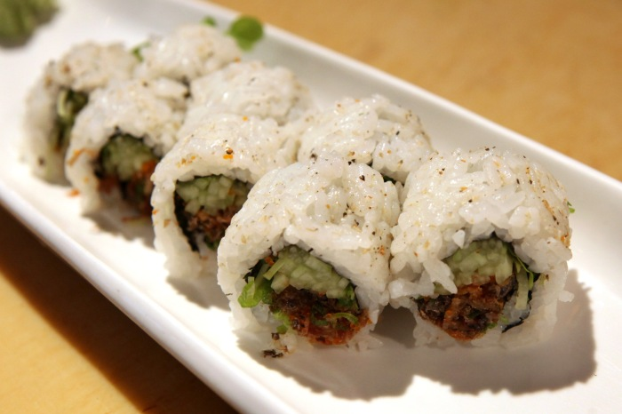 Starbucks is testing out sushi burritos in Chicago and you have to try these!