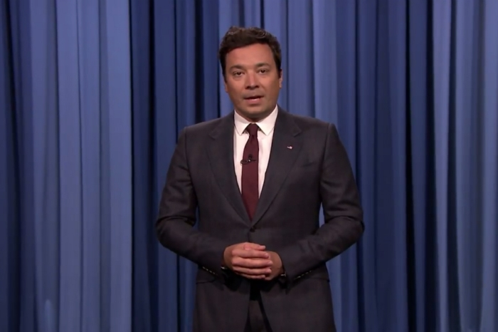 A tearful Jimmy Fallon gets serious in his emotional Charlottesville monologue