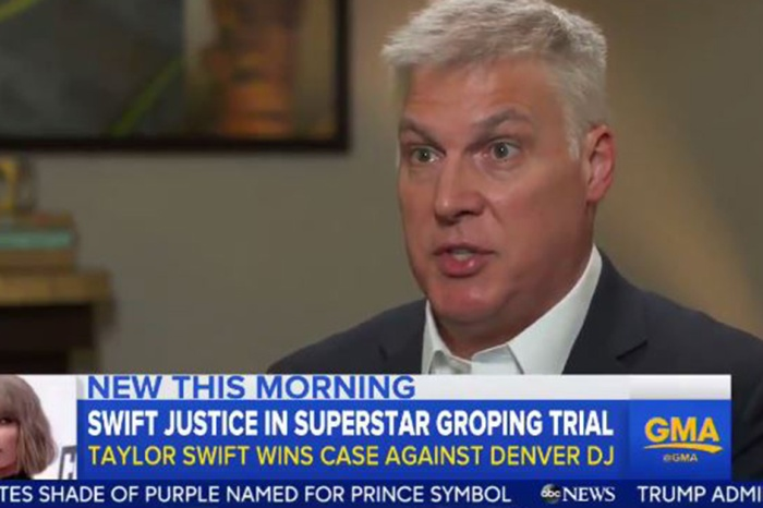 The former radio DJ who was found guilty of groping Taylor Swift speaks out after losing his lawsuit