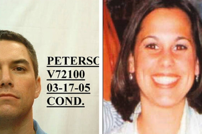 Scott Peterson is singing the same tune nearly 15 years after his wife's death