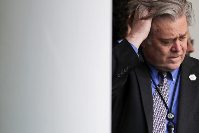 Steve Bannon is out after critics spent months calling for his firing