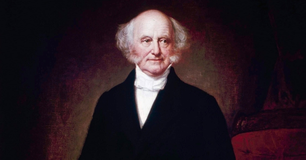 A Rare look at the U.S. Presidents: Martin Van Buren