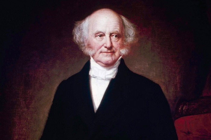 A Rare look at the U.S. Presidents: Martin Van Buren