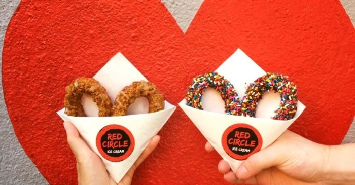 The universe sends its love — heart-shaped churros have hit Houston