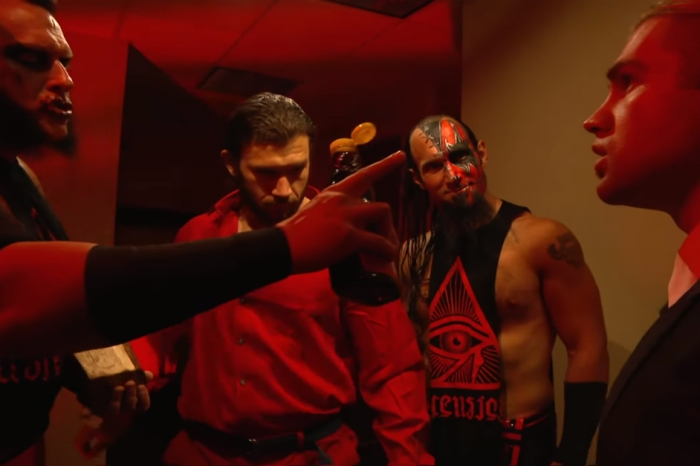 "WWE's hilarious ""Twin Peaks"" parody segment was even more bonkers than the real thing"