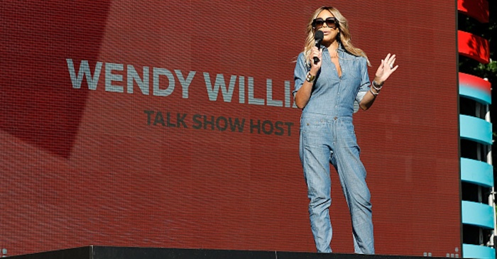 Reports are surfacing that Wendy Williams' husband is guilty of having a decade-long affair