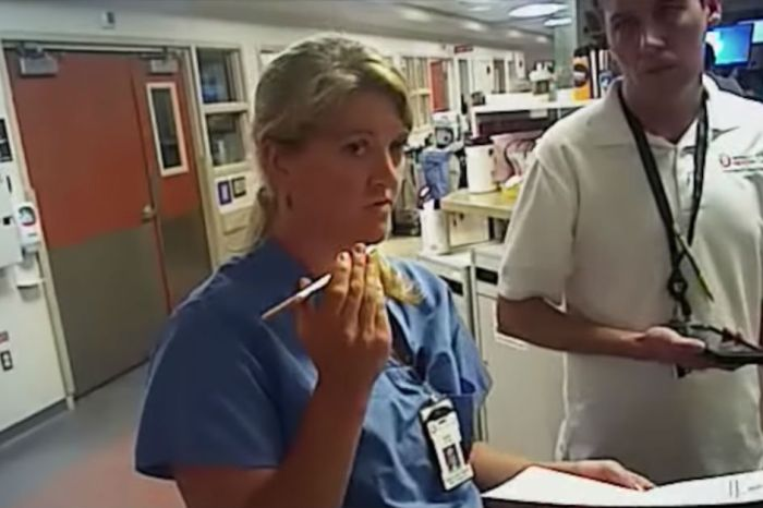 An investigation into a Utah nurse's viral arrest uncovers department policy violations