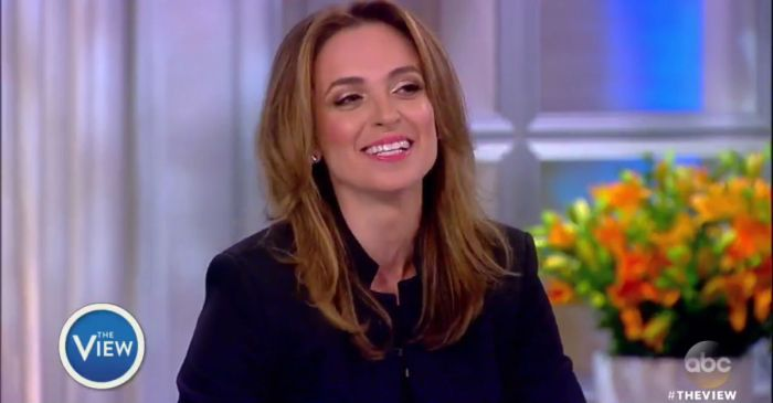 "Jedediah Bila shocks ""The View"" audience with an important announcement"