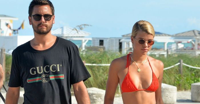 Scott Disick and Sofia Richie's Instagram stories add to dating rumors