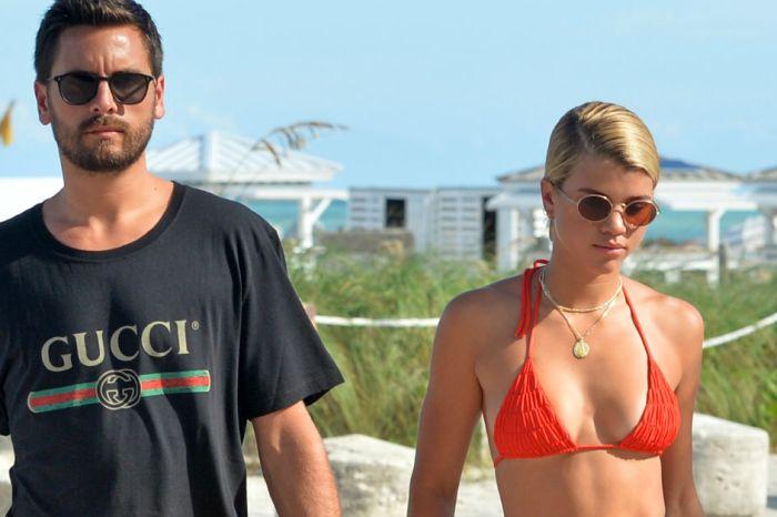 Scott Disick and Sofia Richie's Instagram stories add to dating rumors
