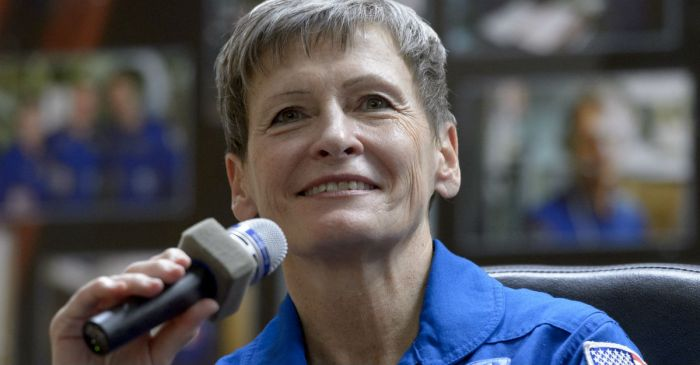 Here are the amazing records astronaut Peggy Whitson recently broke in space