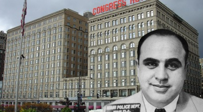 Congress Hotel Chicago