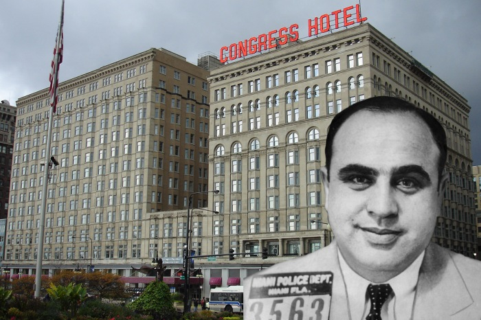 Al Capone is One of the Many Ghosts to Haunt This Chicago Hotel