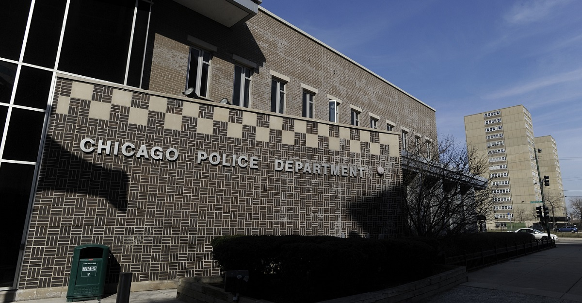 Gun violence has been down for twelve straight months in Chicago