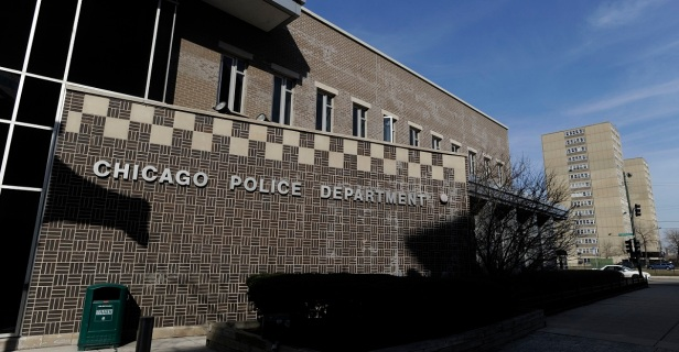 On-duty Chicago officer accused of sexually assaulting a suspect in police custody