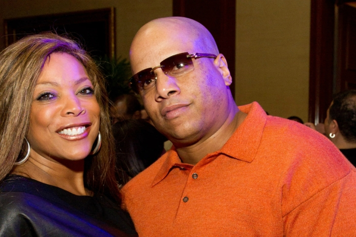 "Wendy Williams shuts down rumors of her husband's ""secret double life"""