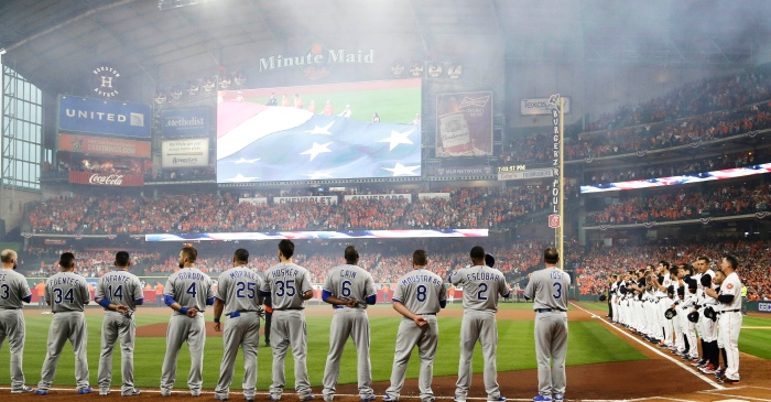 Houston Astros must face history to make history in their first American League matchup