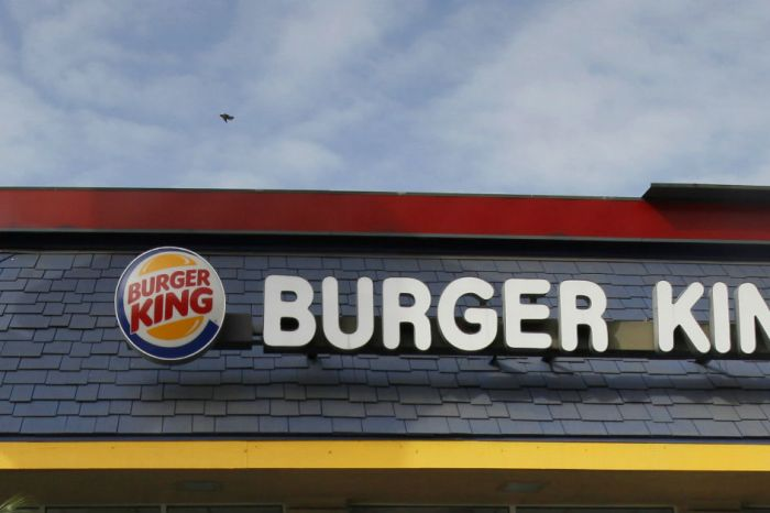 Whopper babies: one Burger King parking lot has become a popular birthing place