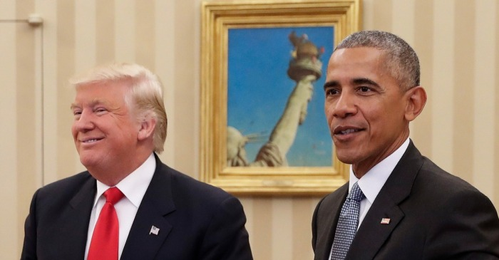 "Republicans hated Obama's ""pen and phone"" approach. Are they cool with Trump doing the same?"
