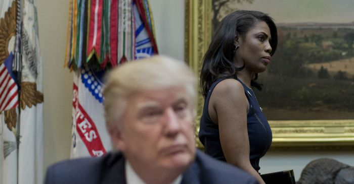 "Reports that Omarosa Manigault is now on the ""no-fly"" list are raising eyebrows across America"