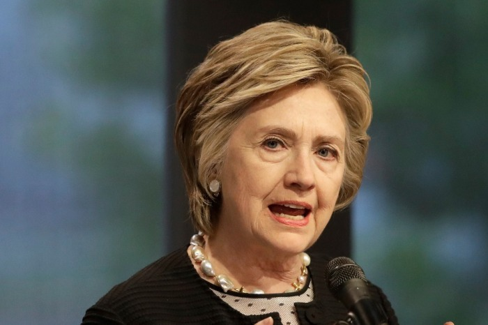 Hillary Clinton's book tour: Another exercise in blaming everyone but herself